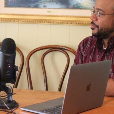 Podcast Ep.55: The Gospel and Listening (Pastor Darryl Handy)