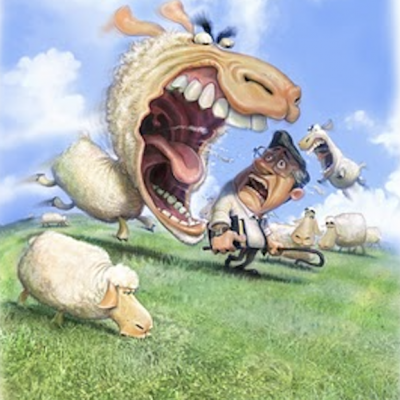 Podcast Ep 16: The Pastor's Survival Guide For When Sheep Attack (Dr. Dennis Maynard)