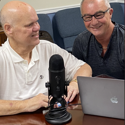 Podcast Ep. 81: Pastor and Blind (The Story of Sam Thompson)